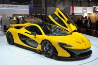 Looking inside the sold out McLaren P1
