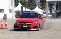Luxe Drive Program of Mercedes Benz Held in Surat