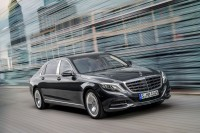 Mercedes' S600 Maybach is Elegantly Crafted, Superbly Designed and to be Unveiled Soon at Los Angeles Auto Show