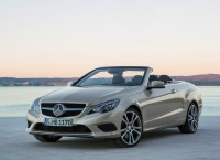 Mercedes Benz E-400 Cabriolet to be launched in India by the end of 2014