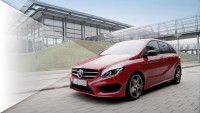 Mercedes-Benz Launched Facelifted vehicle of B-Class