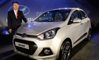 New 2014 Hyundai Xcent launched with an affordable price tag