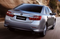New Avatar Of 2015 Toyota Camry For Russia