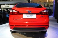 New Face-lifted model Ford Fiesta  unveiled at 2014 Auto Expo