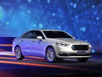 New Ford Taurus revealed for 2016, it is not coming to the US but will go to China instead