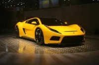 New Saleen super car