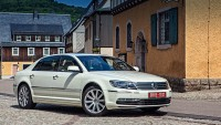 New Volkswagen Phaeton sedan