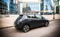 Nissan Is Giving Out Free Juice To The Owners Of New Leaf