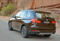 New evolutionary BMW X5 crossovers is finally presented