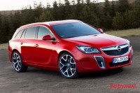 Opel renewed OPC version along with Insignia