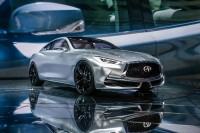Outlook Before Debut: 2016 Infiniti Q60 Concept Model