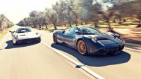 Pagani Huayra, how fast can you go?
