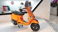 Piaggio Launches Vespa S In India