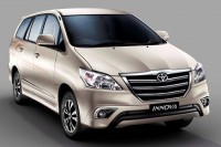 Picture of Toyota Innova for 2016 Model Leaked