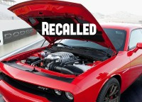 Potential Fuel Leaks in notoriously fast Hellcats prompt recall of 2211 of them by Dodge