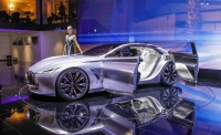 Q80 Inspiration Concept from Infiniti is there at Paris Motor Show 2014