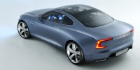 Revising brand's style with Volvo Concept Coupe