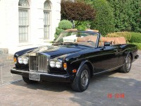 Rolls Royce Corniche with Renovations and Modifications