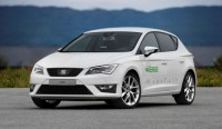 Seat made a hybrid version of Leon