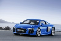 Second generation 2016 Audi R8 Debuts with the aim of improving the first generation