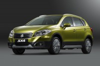 Shift selector malfunction prompts Suzuki to recall nearly 61k SX4s and Kizashis