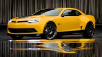 Sixth-Generation Chevrolet Camaro to Release in 2016