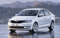 Skoda Rapid Comes With Slightly Extra Styling Package