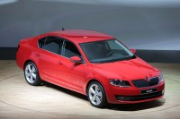 Skoda Octavia have shown to public. The car will receive a full drive