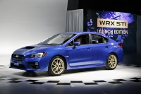 Subaru WRX and WRX STI performance cars get more luxury features as they are upgraded