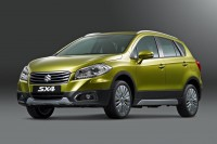 SX4 S-Cross by Suzuki to Debut in Malaysia this November
