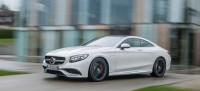 The awesome Coupe Mercedes S63