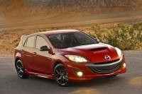 The Insane Mazdaspeed 3 to appear at the Frankfurt show in the coming fall