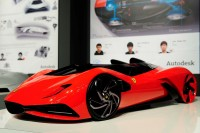 The Japanese auto market is showing interest in Ferrari