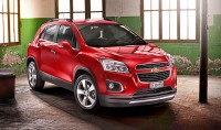 The latest restyling of Chevrolet Captiva