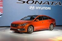 The New 2015 Hyundai Sonata – Compared