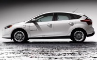 The new Ford Focus to hit the market