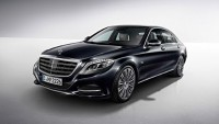 The perfect limo: Mercedes S600 Twin Turbo V12
