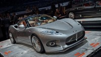 The Renaissance is back with the new Spyker B6 Venator coupe