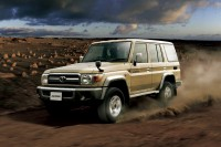 Toyota's iconic Land Cruiser 70 series re-launching In Japan