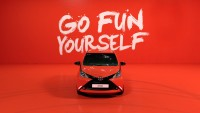"Toyota Corolla asks you to ""Go Fun Yourself"" in its advertisement"