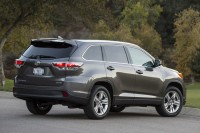 Toyota Highlander Hybrid 2015 is Efficient, Comfortable and Eco-friendly