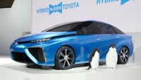 Toyota offering fuel cell patents for free to anyone who asks, says it is the first step to spread FCV technology globally