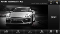 Turn Your Smartphone into a racing data recorder with Porsche App