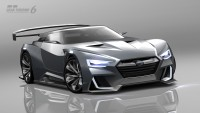 Vision Gran Turismo has one more entrant in Subaru Viziv GT